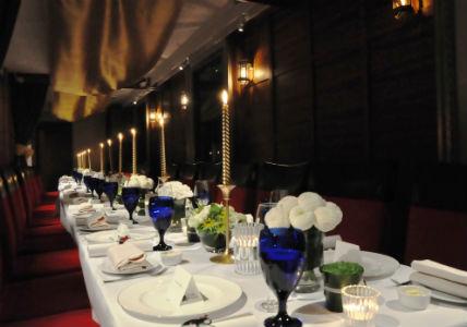 Global Tasting Grand Hotel, La Festa