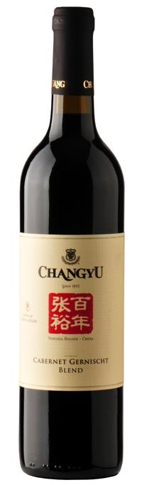 Changyu Cabernet Gersnicht 2011