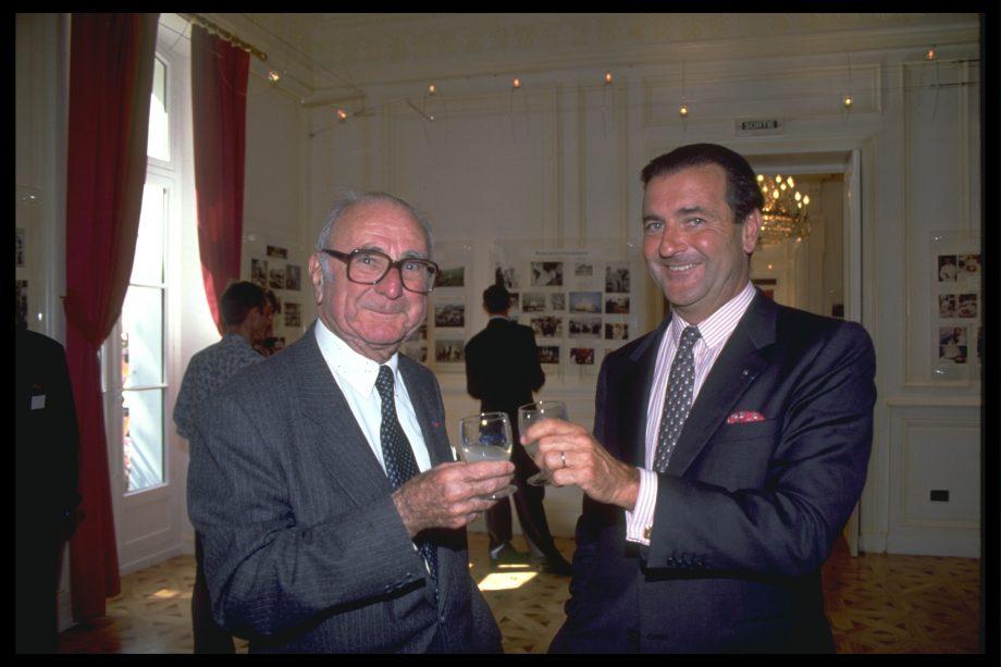 Paul and Patrick Ricard