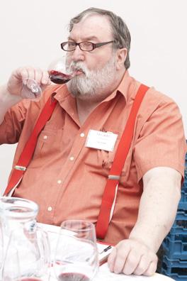 DWWA Spain panel John  Radford