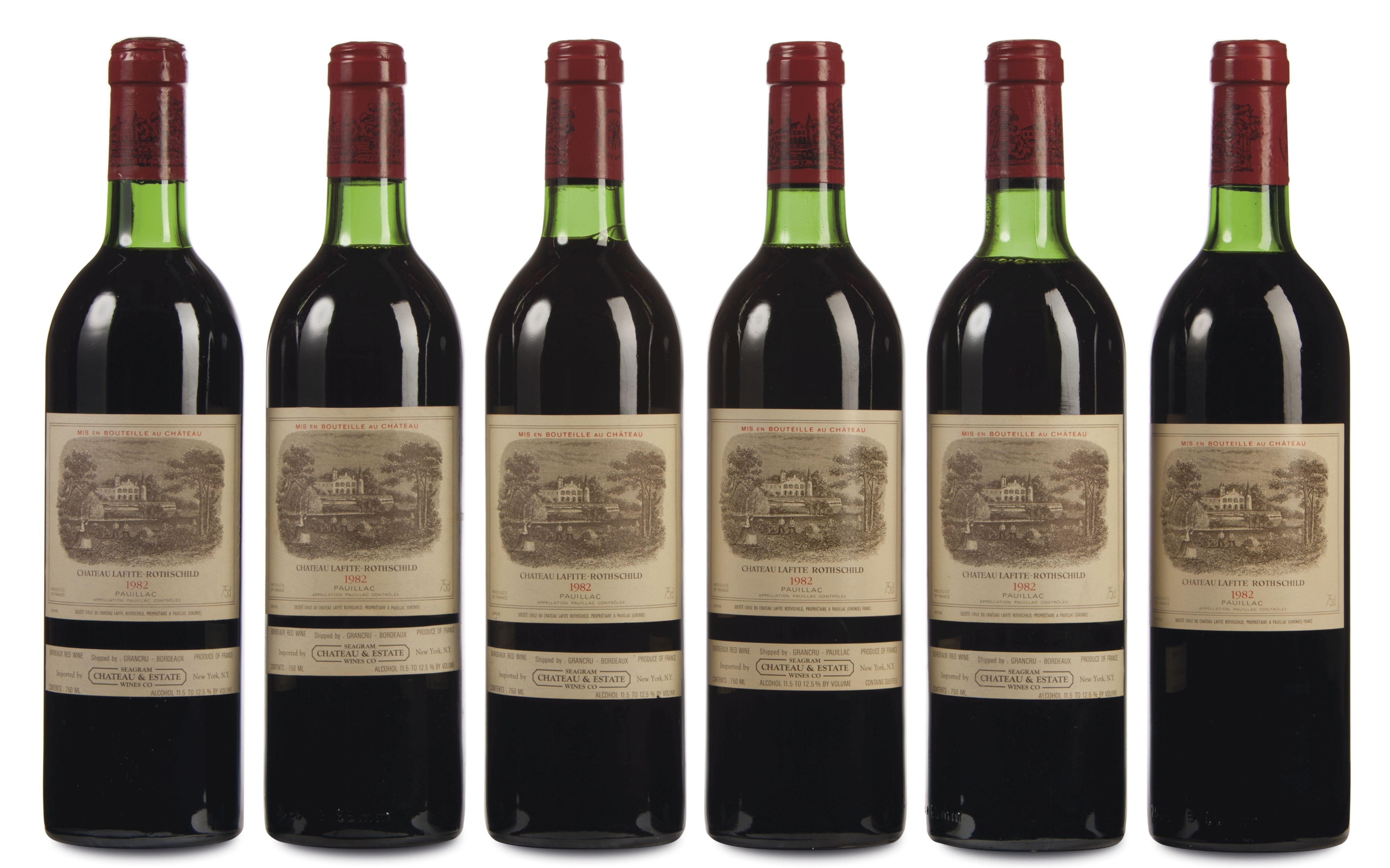 Christie S Kicks Off Online Only Auction With 82 Lafite Decanter