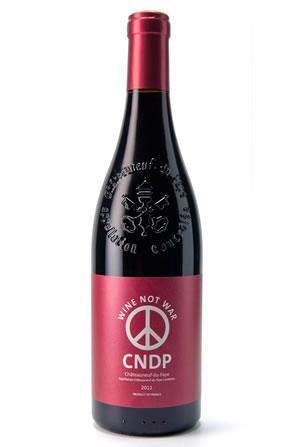 Wine not War