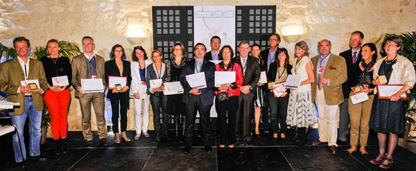 Bordeaux best of wine tourism award winners