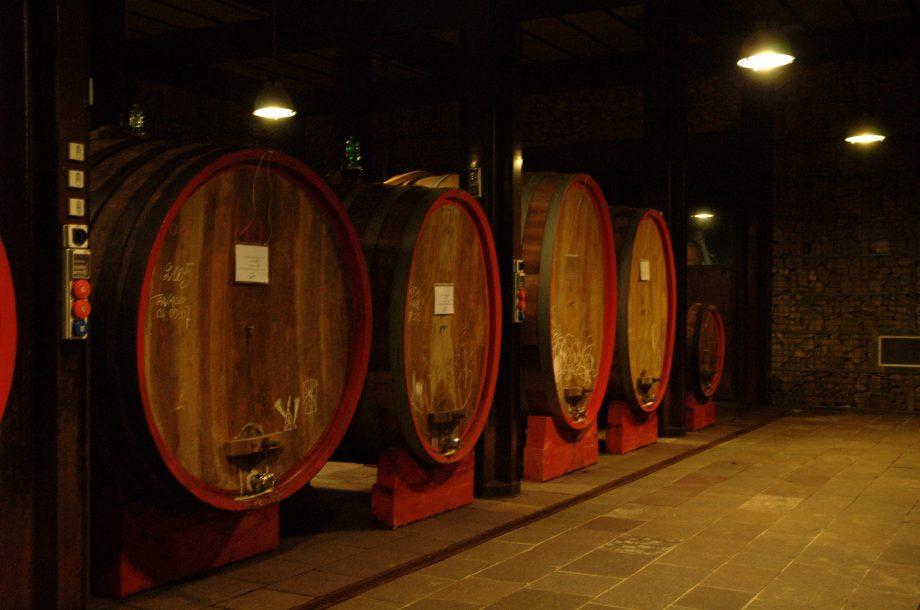 Soldera cellar