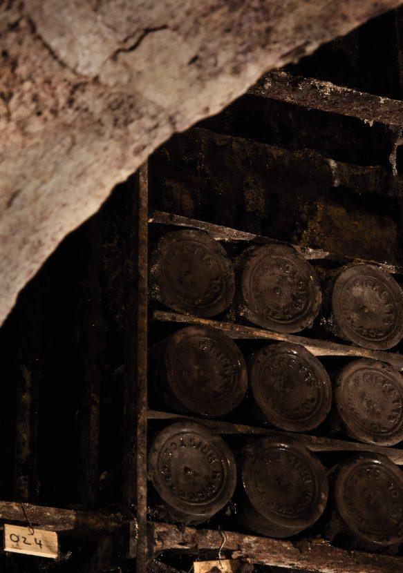 La Tour d'Argent Grande Champagne Cognac 1805