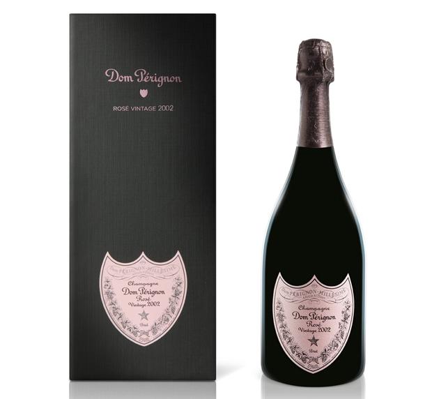 Dom Perignon Rose 2002