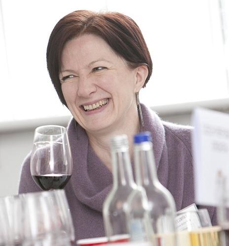 Caroline Gilby MW DWWA 2013 Regional Chair