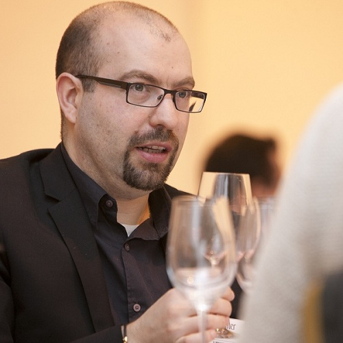 Andrea Bricarello MW DWWA 2013 Judge