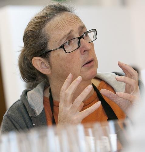 Fiona McDonald DWWA Judge 2013