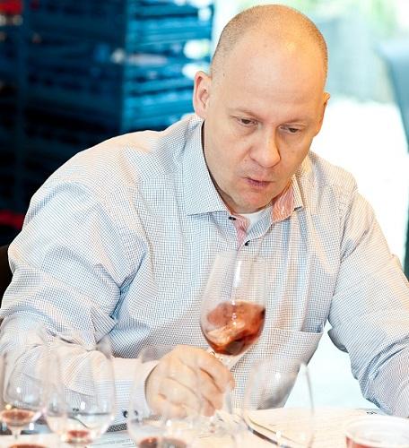 Johan Larsson DWWA Judge 2013