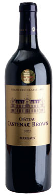 Medoc Crus Classes, Chateau Cantenac Brown
