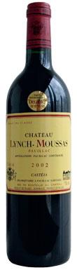 Medoc Crus Classes, Chateau Lynch Moussas