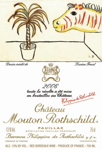 Lucian Freud - Mouton 2006