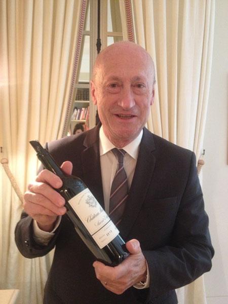 Bordeaux 2012 En Primeur Herve Berland