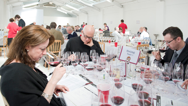DWWA 2013 judging week