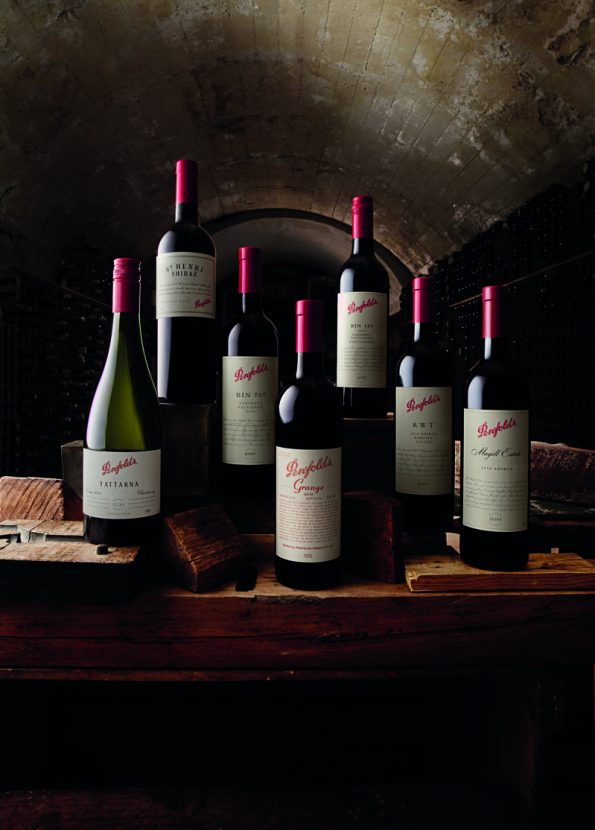Penfolds icons