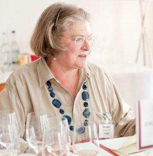 Angela Muir MW