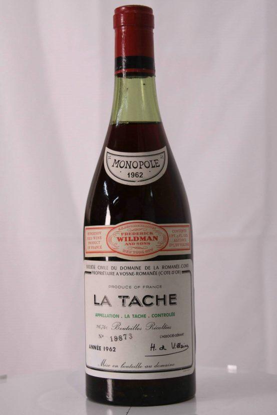 La Tache 1962