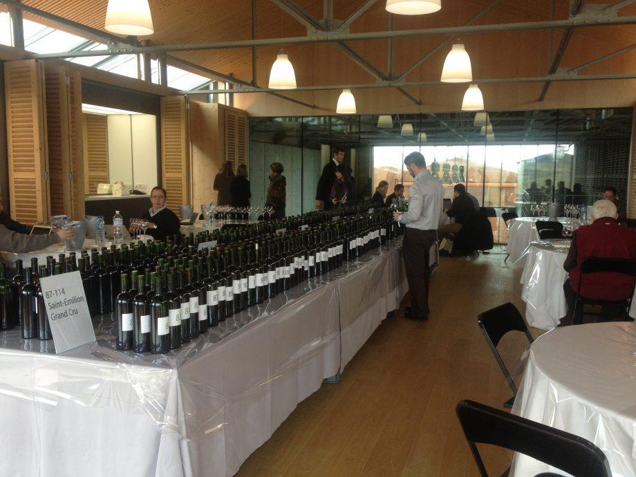 Bordeaux 2012: En primuer week