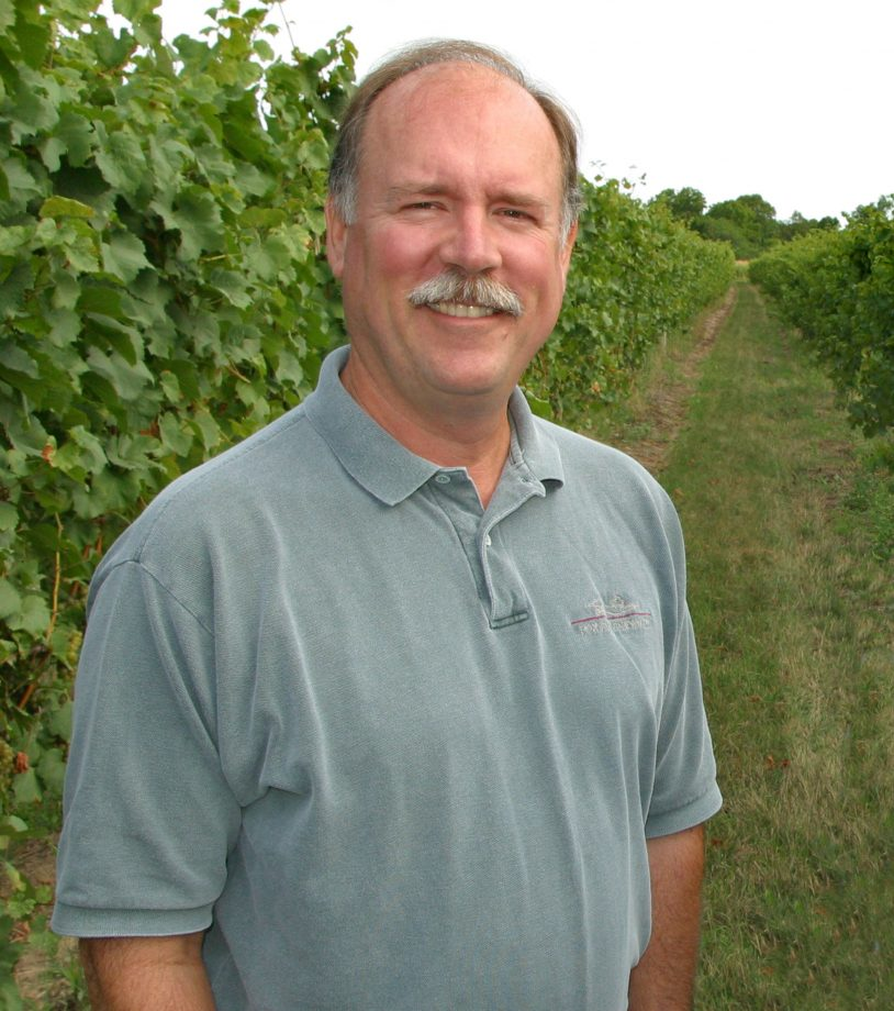 Scott Osborn, Fox Run Vineyards