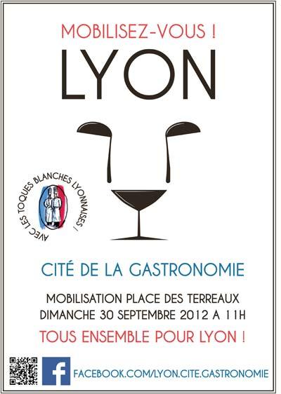 Lyon gastronomie