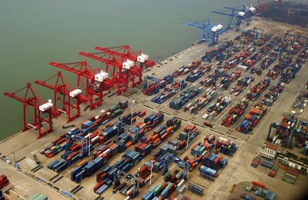 Xiamen Port China, Chinese wine shipments