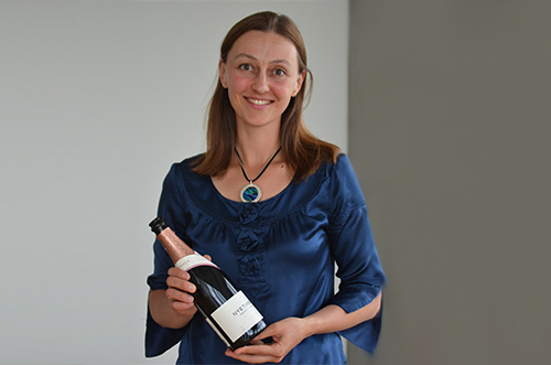 Cherie Spriggs - Nyetimber