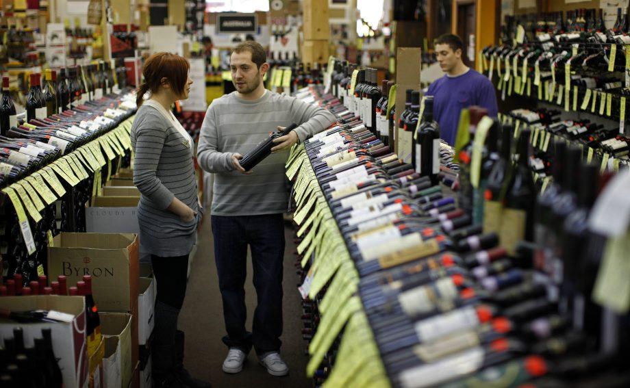America wine store