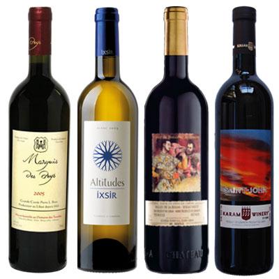 Lebanon wines, Lebanon, Lebanon wines