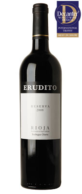 DWWA 2013 International Trophies, Bodegas Olarra Erudito
