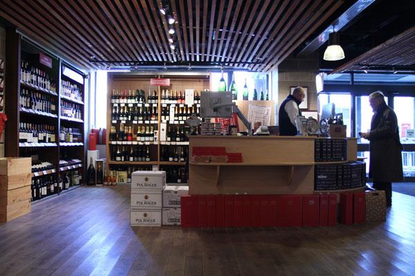 DWWA 2013 Retailer Awards, The Wine Society
