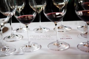 Decanter and Grandi Marchi tasting 2013