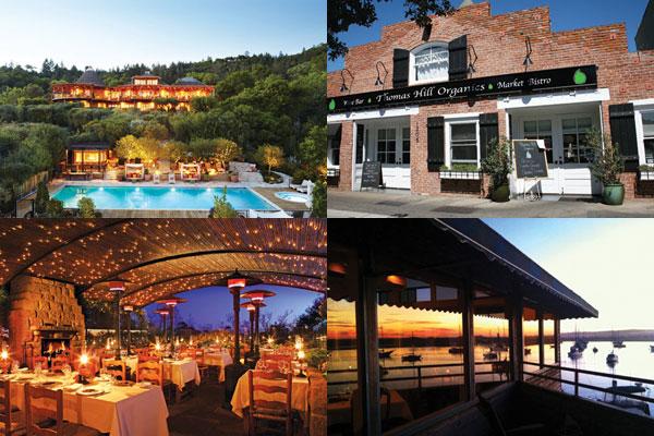 California Restaurants