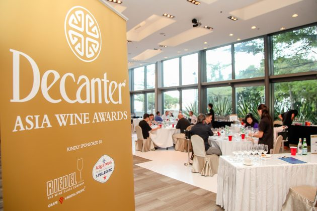 Decanter Asia Wine Awards 2013