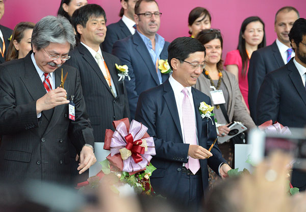 Hong Kong Opening Cermony 2013