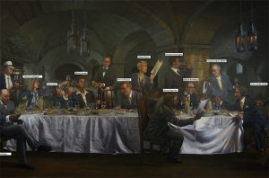 judgement of paris, vineyard at stockcross
