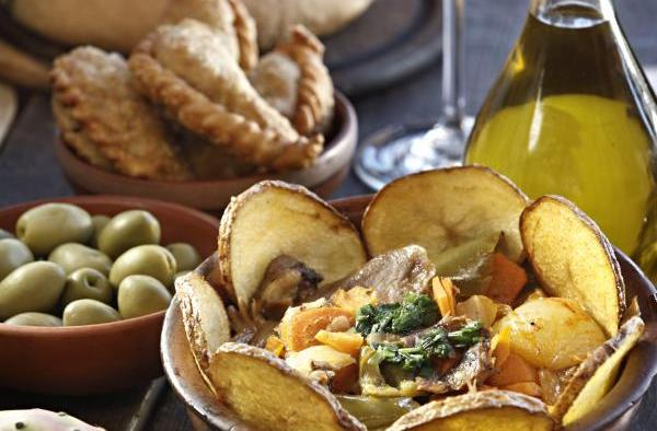 Wines of Argentina, Wines of Argentina Local food