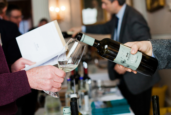 Decanter Greece Italy Bulgaria trade tasting 2014
