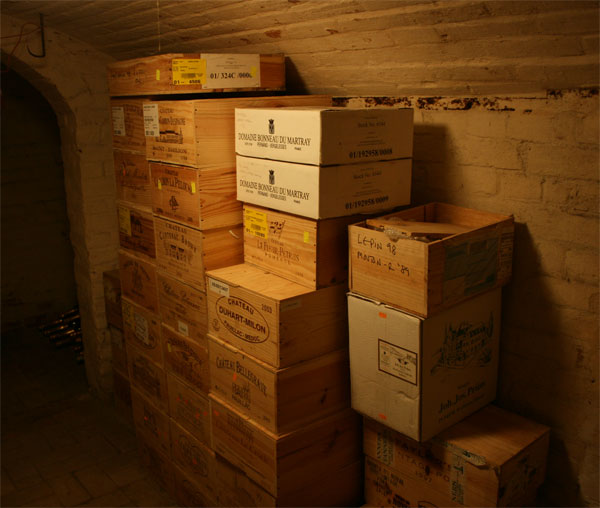 Jefford wine boxes