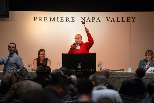 Napa Premiere Auction 2014