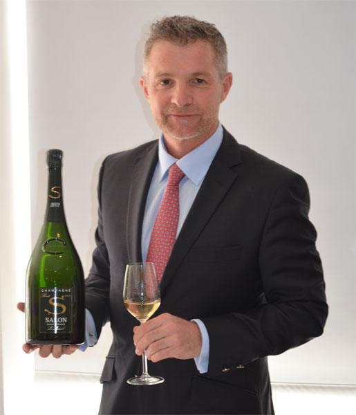 Didier Dupond Champagne Salon 2002