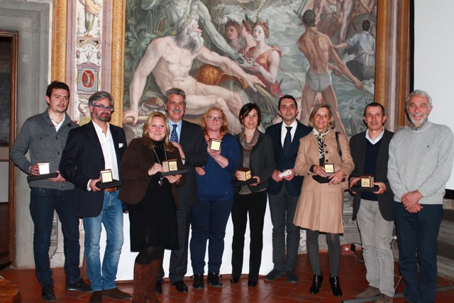 Firenze Best of Wine Tourism Award Winners 2014