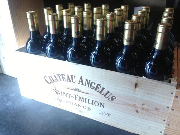 Bordeaux 2012 en primeur, Chateau Angelus