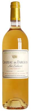 Sauternes 2013, Barsac 2013, Chateau de Farges 2013