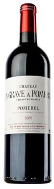 Pomerol 2013, Chateau La Grave 2013