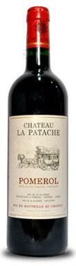 Bordeaux 2013, Chateau La Patache 2013