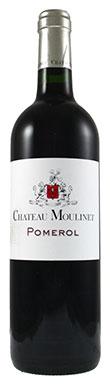 Bordeaux 2013, Chateau Moulinet 2013