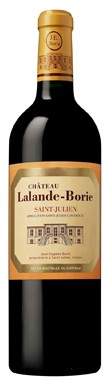 St Julien 2013, Chateau Lalande Borie 2013