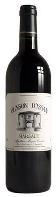 Margaux 2013, Blason dIssan Chateau dIssan 2013