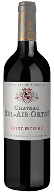 Saint-Estèphe 2013, Chateau Bel Air Ortet 2013